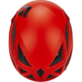 Black Diamond Vapor Casco, fire red